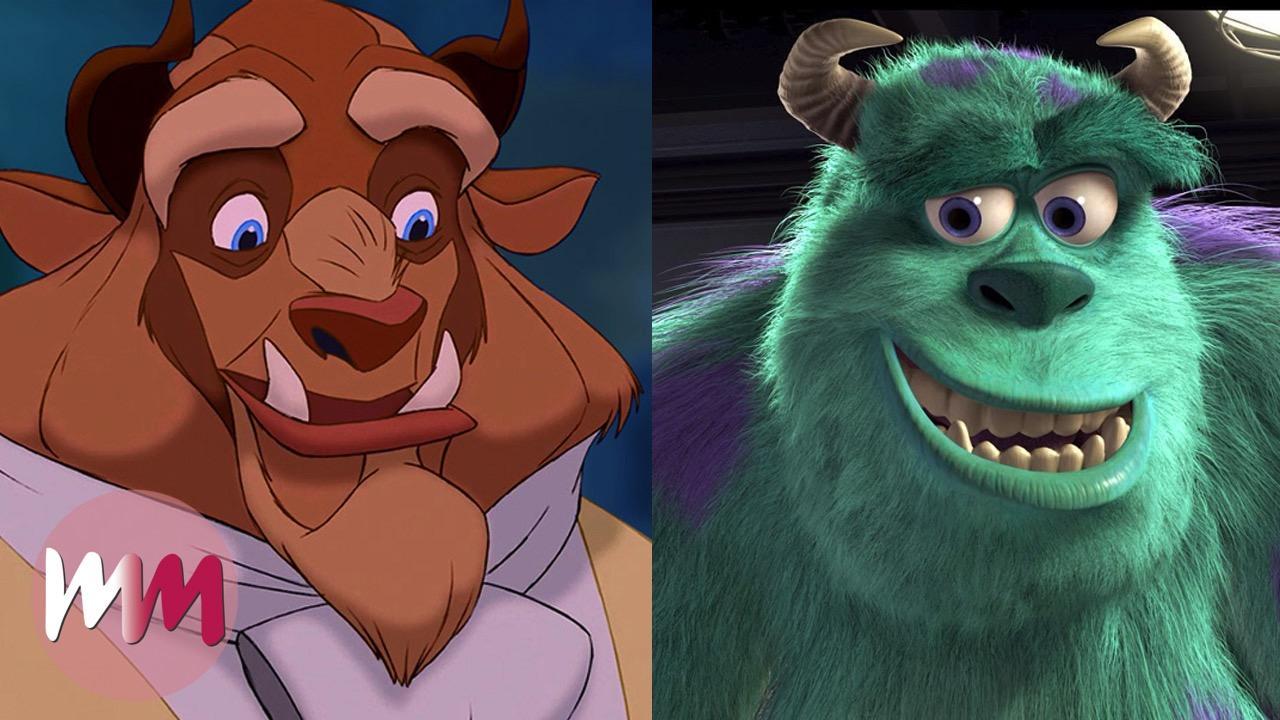 Top 5 differences between disney pixar movies watchmojo com