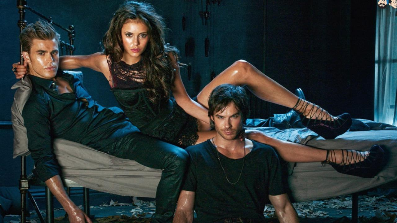 Top 10 Vampire Diaries Moments