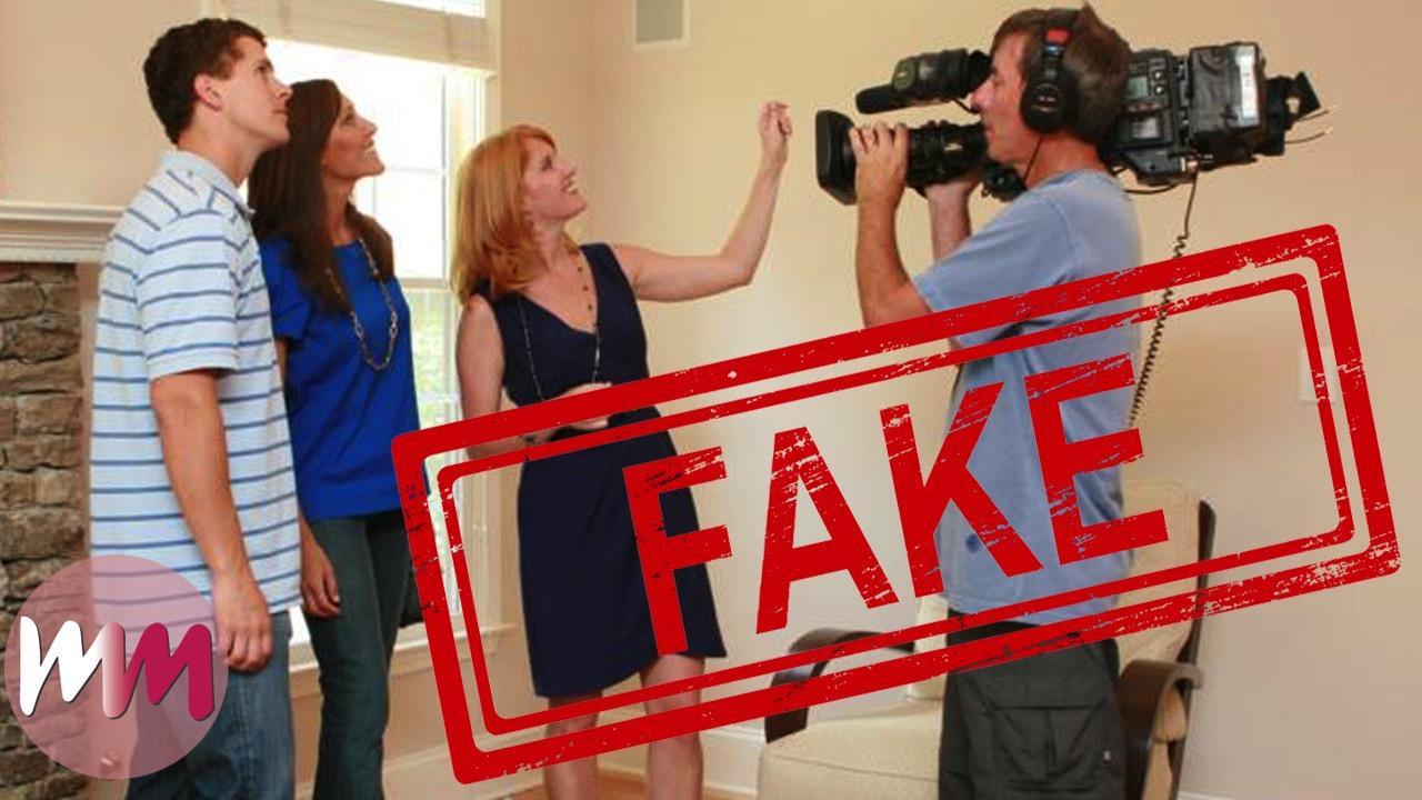 Top 10 Shocking Reality Show Secrets   WatchMojo com