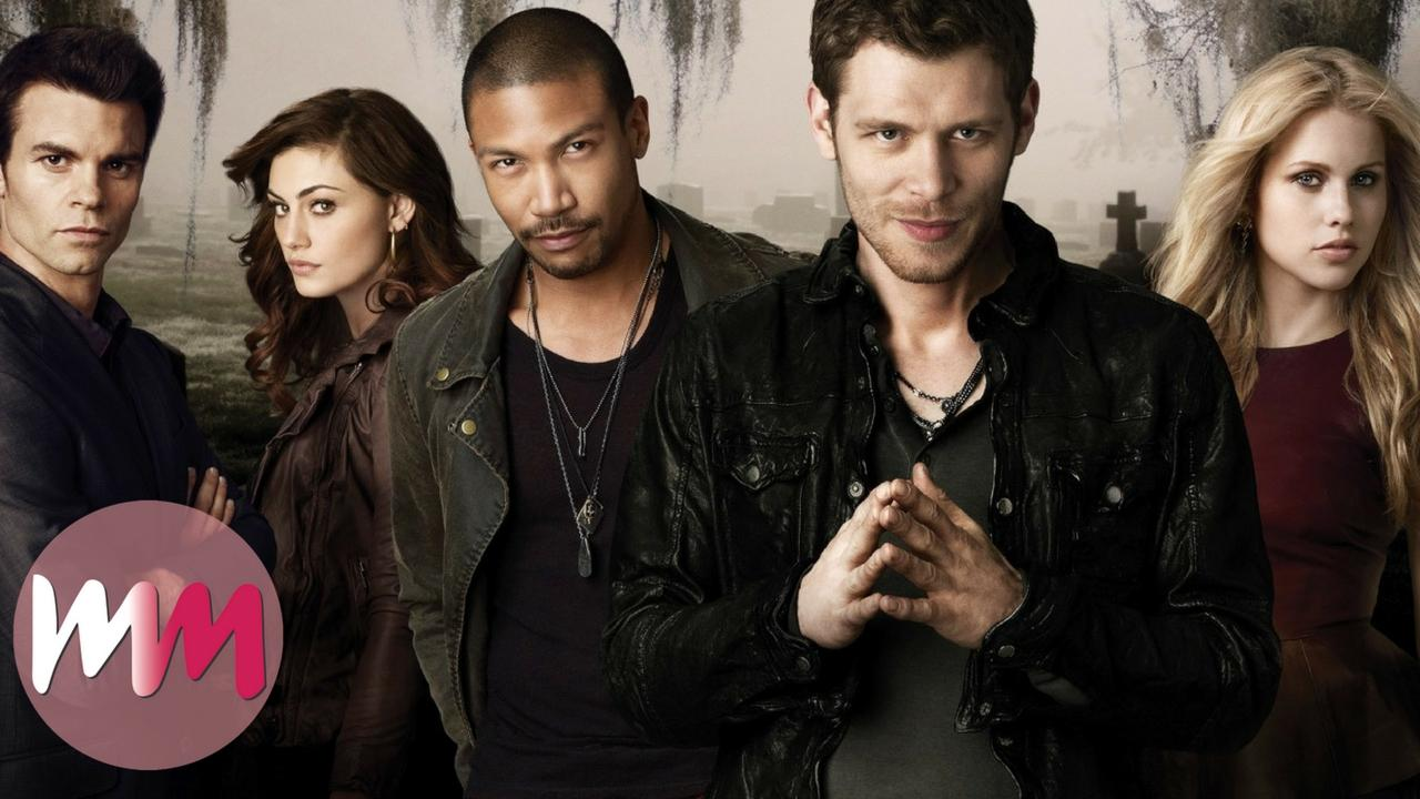 Top 10 Shocking Moments from The Originals