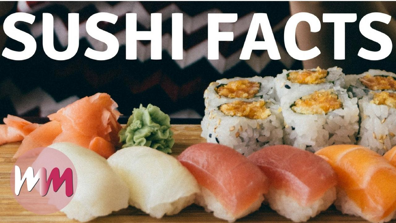 Top 5 Things You Won't Believe about Sushi