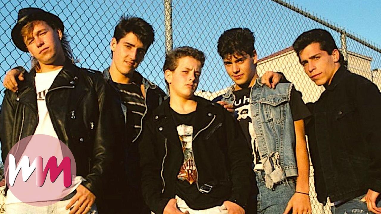 Top 10 New Kids On The Block Songs