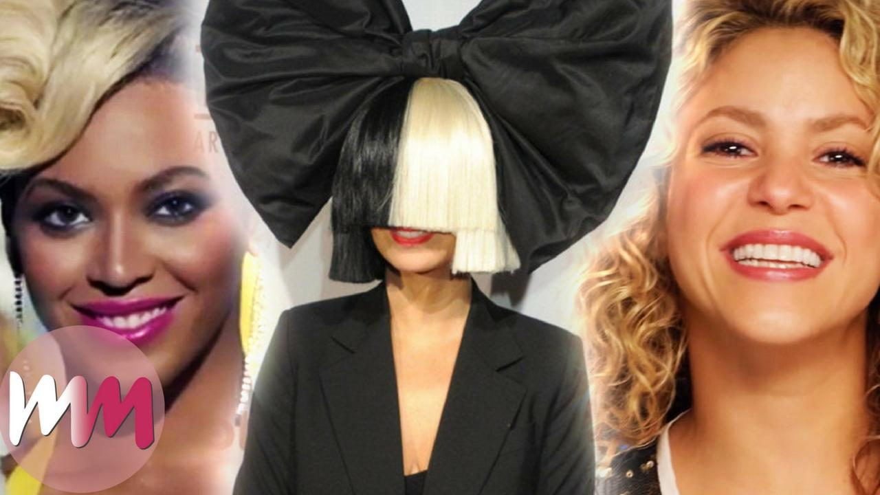 Top 10 Songs You Didn't Know Were Written by Sia