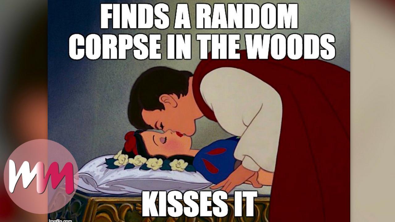 Top 10 Best Disney Memes   WatchMojo.com