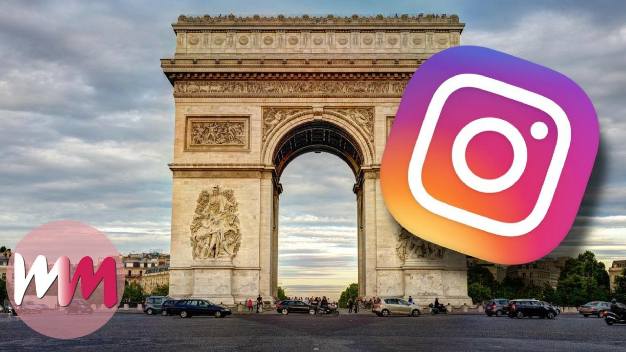 Top 10 Most Instagrammable Spots in Paris