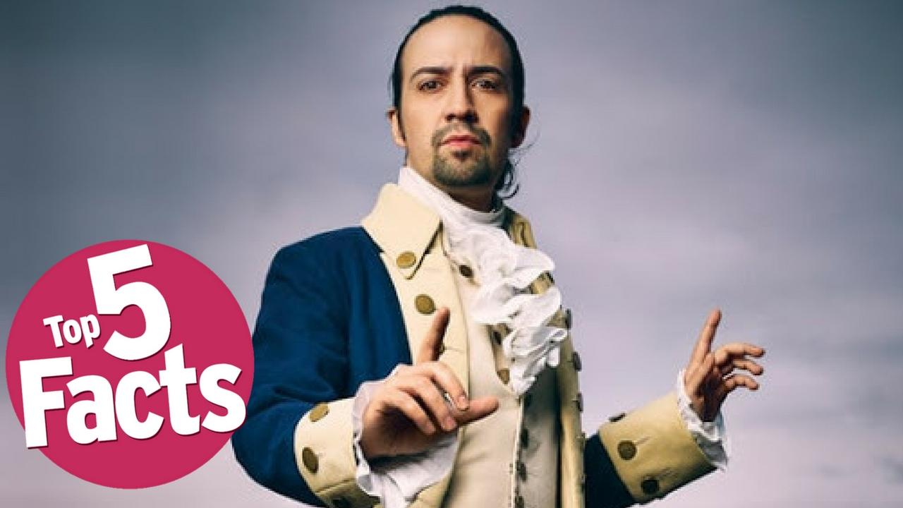 Top 5 Facts about Lin-Manuel Miranda