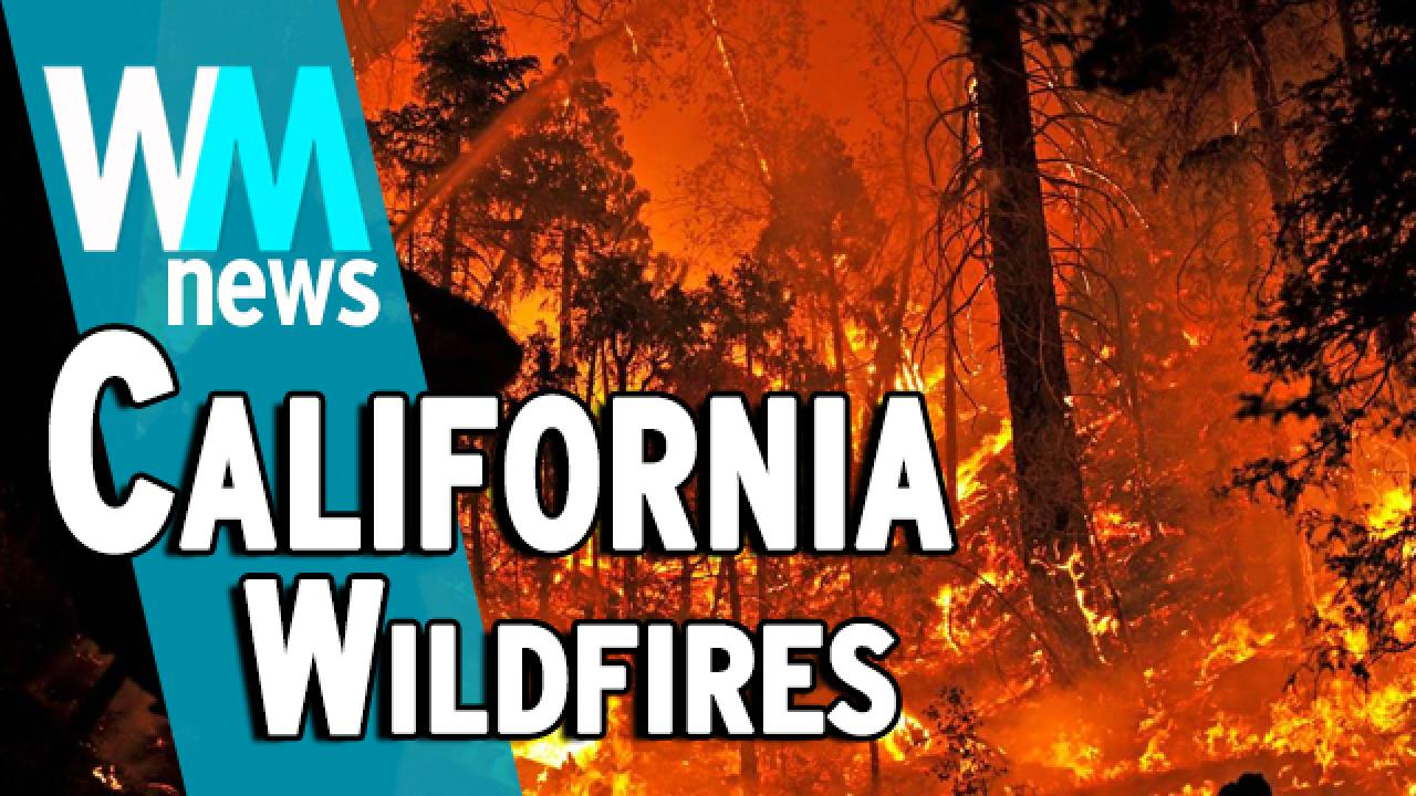 10 California Wildfires Destruction Facts - WMNews Ep. 46