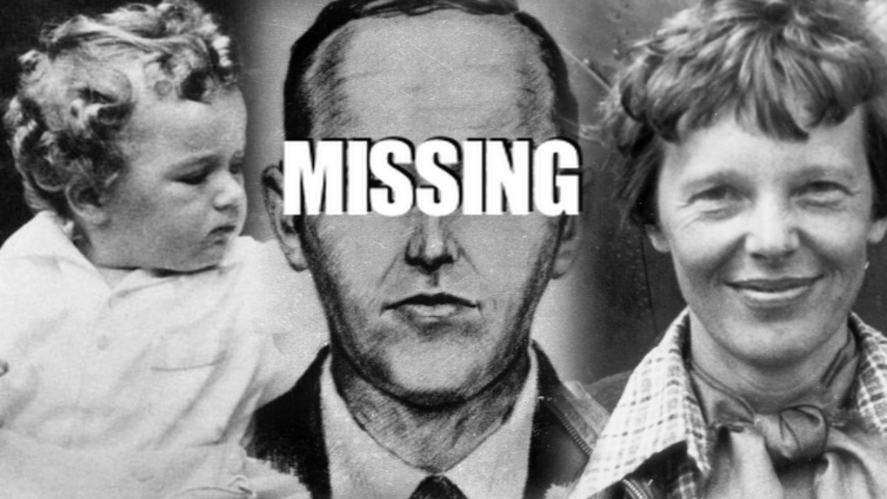 Top 10 Famous Disappearances