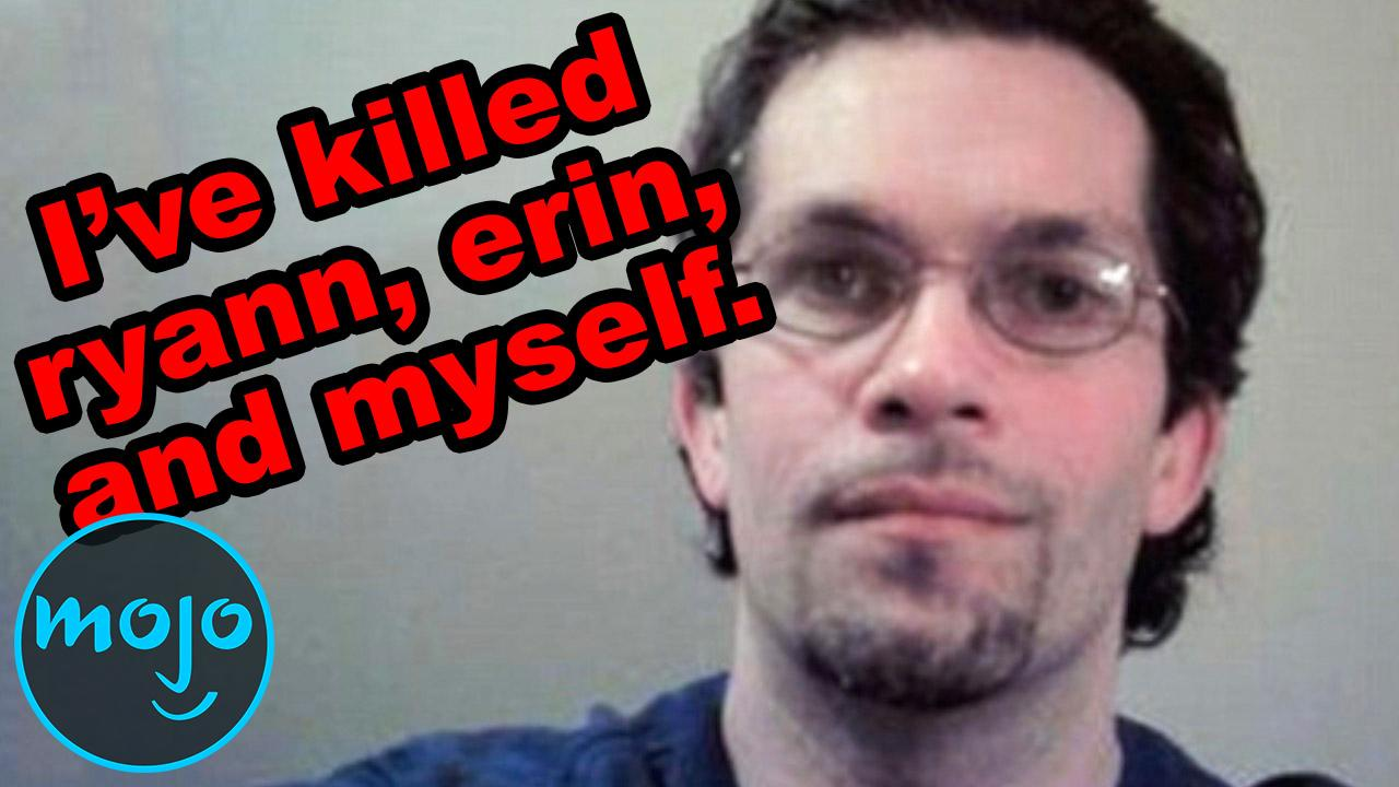 5 of the most terrible confessions published by the killers on social networks
