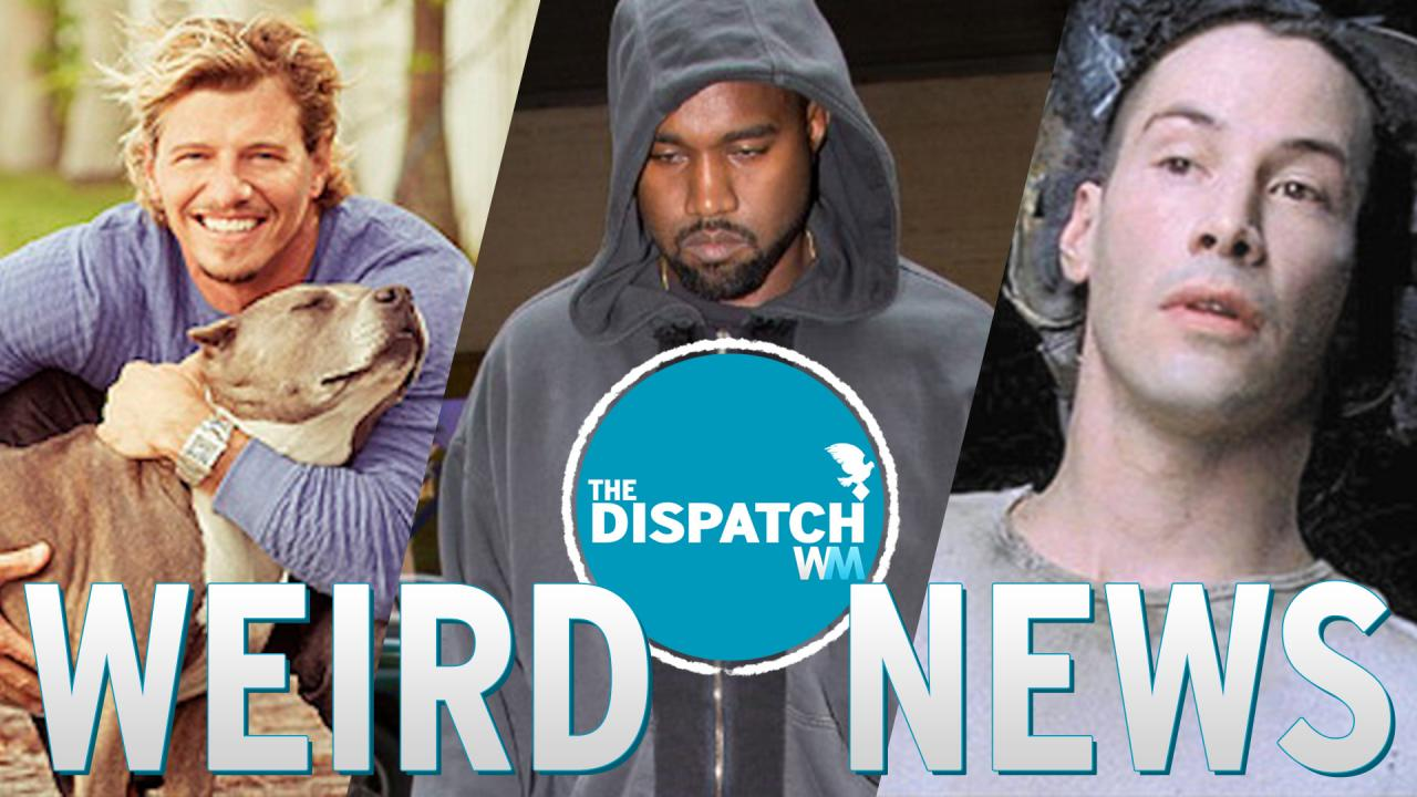 Bestiality Bills, Kanye Busted & Brain Uploads: The Dispatch Ep. 17