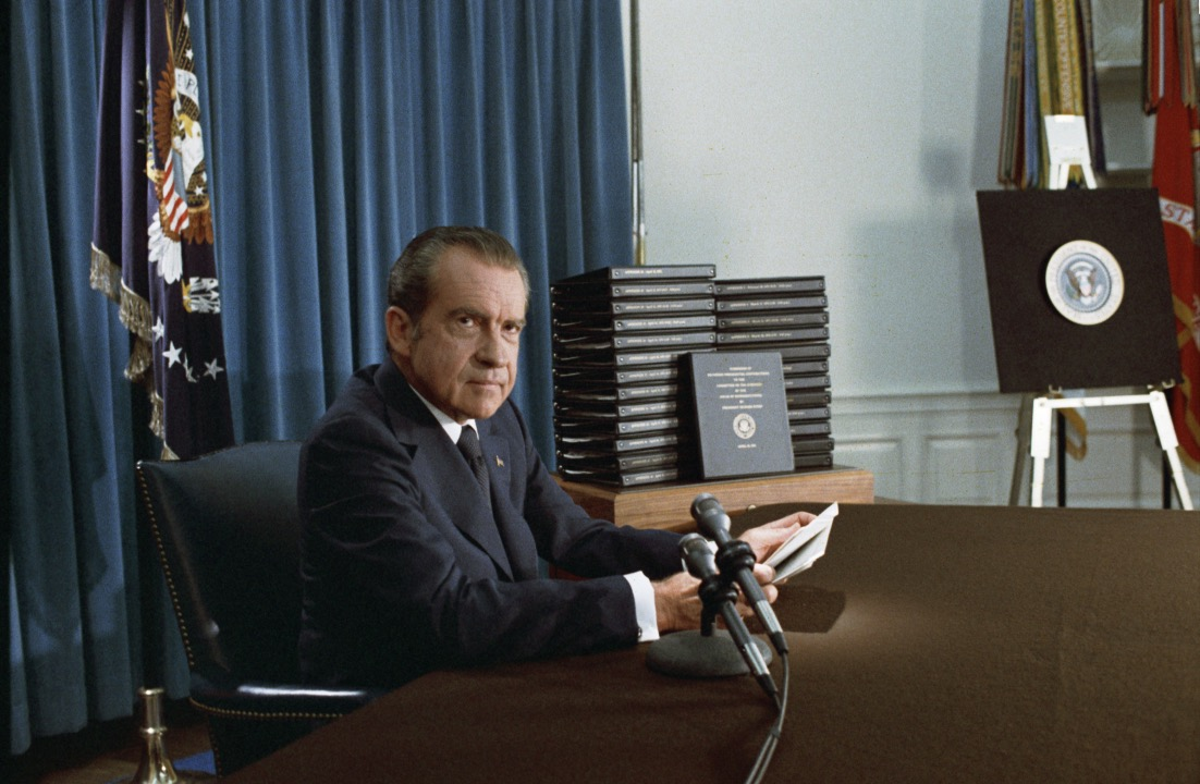 Biography of Richard Nixon: Presidency and Watergate
