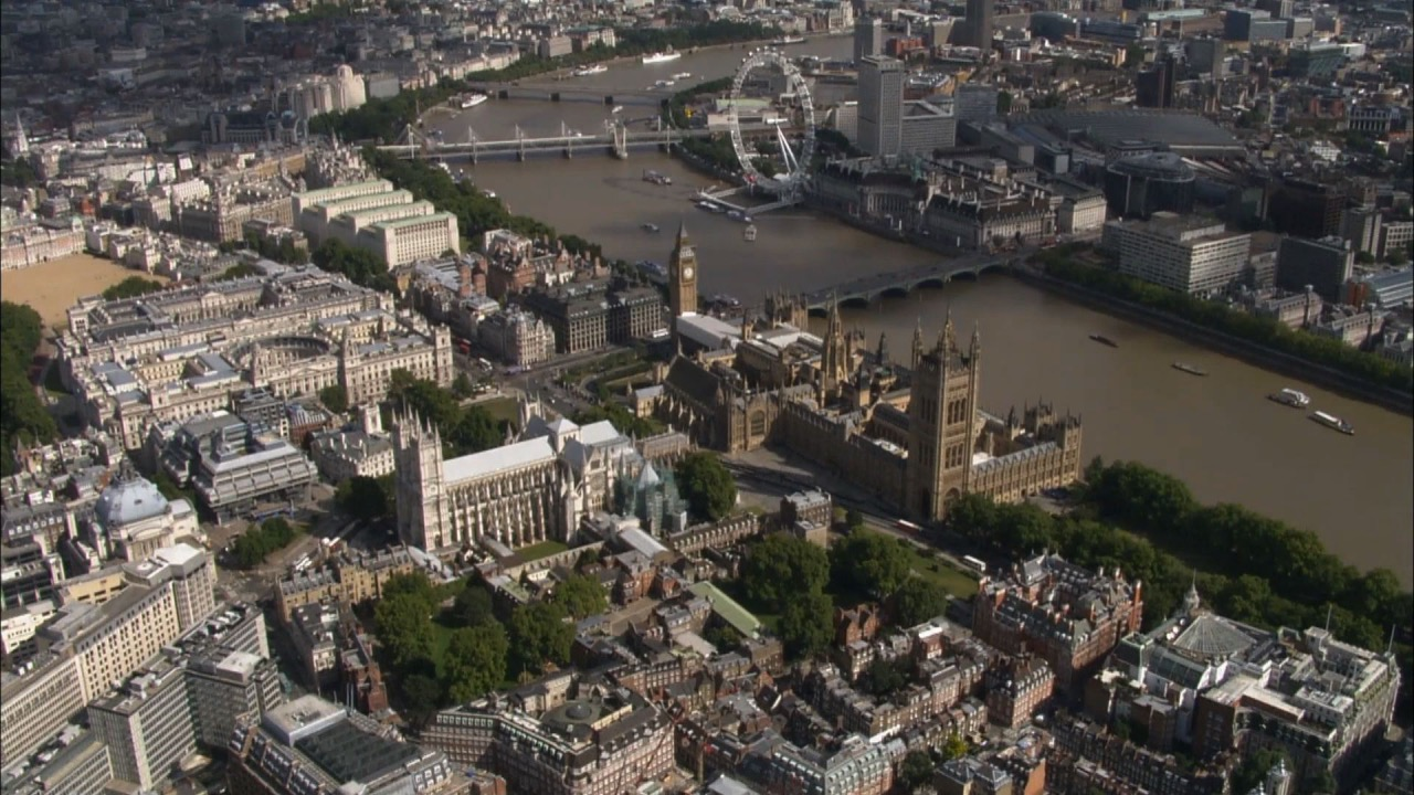 Travel Guide: London, England