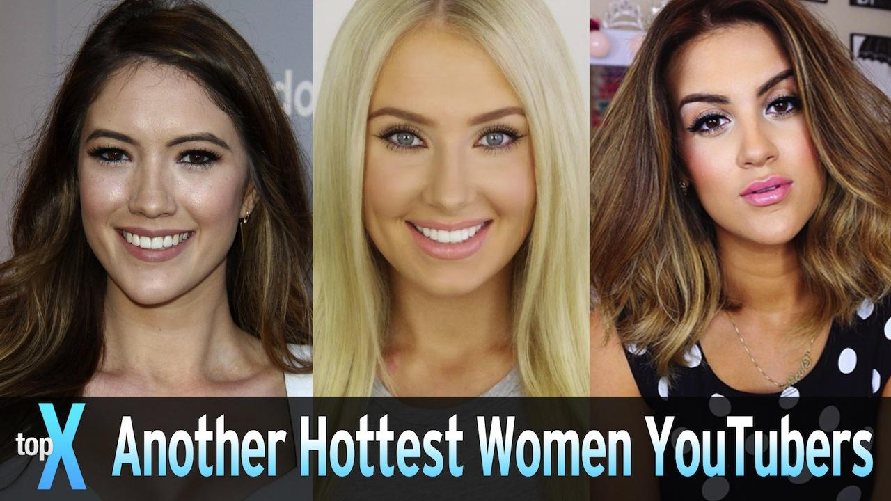 Another Top 10 Hottest Women YouTubers - TopX