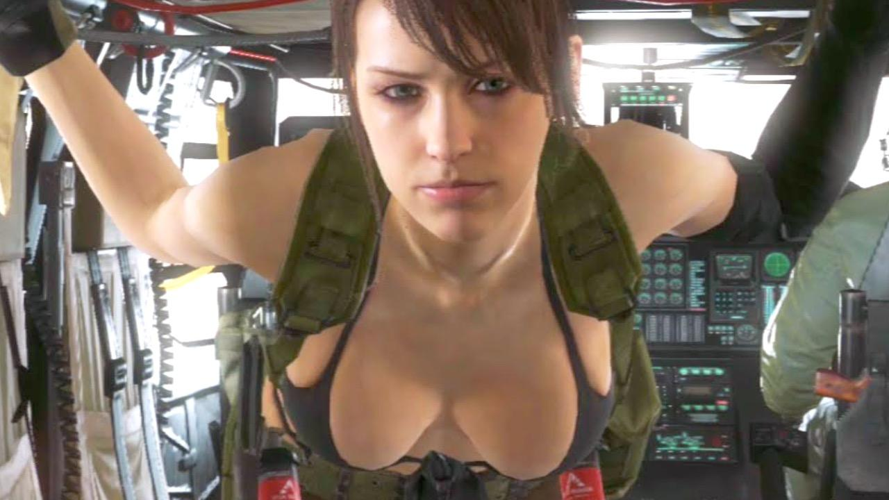 sexy female video game characters