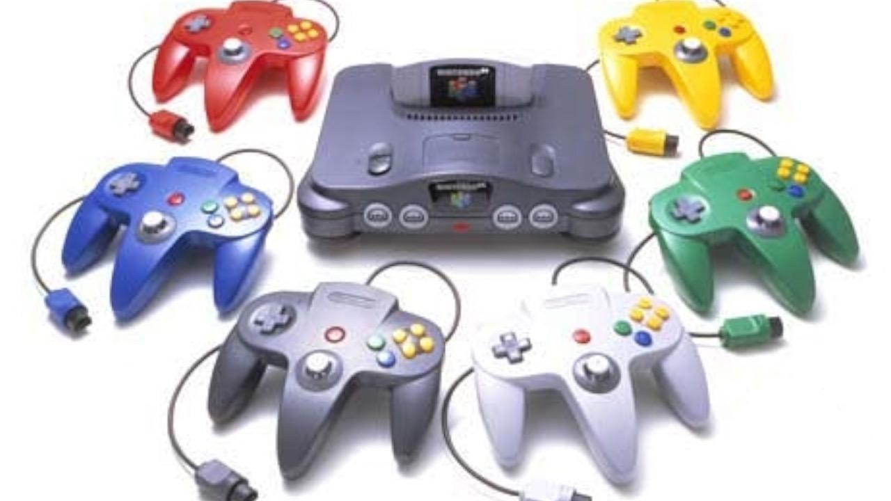 Top 10 Nintendo 64 Multiplayer Games Watchmojocom