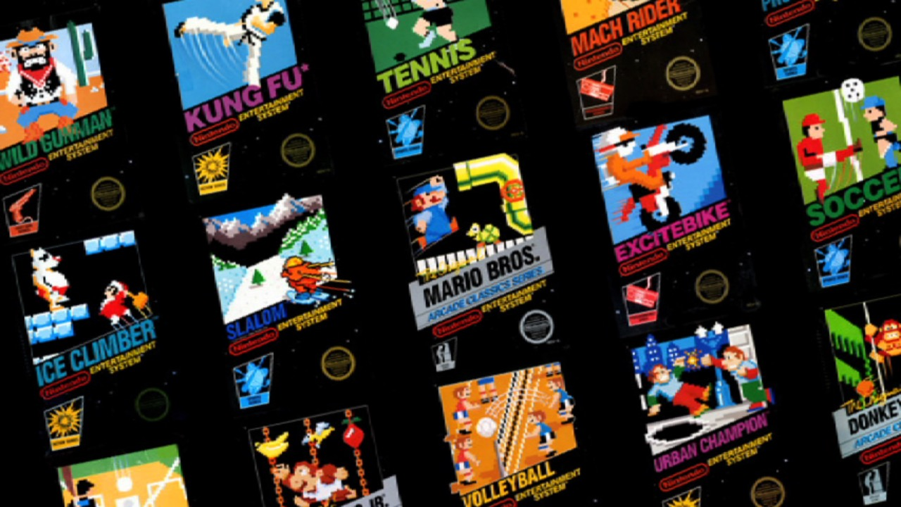 Top 10 NES Games | WatchMojo.com