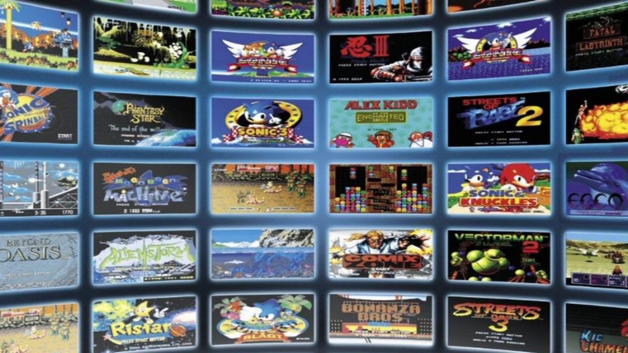 most popular sega games