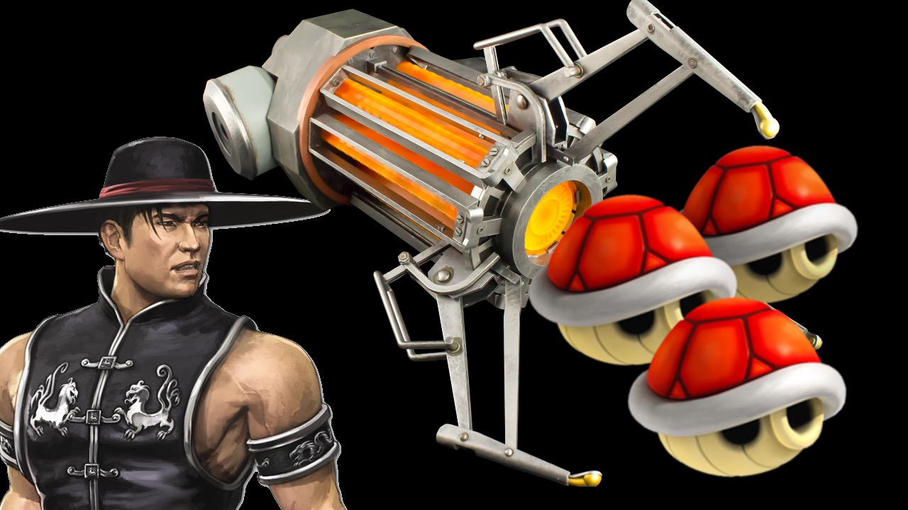 Top 10 Unconventional Video Game Weapons