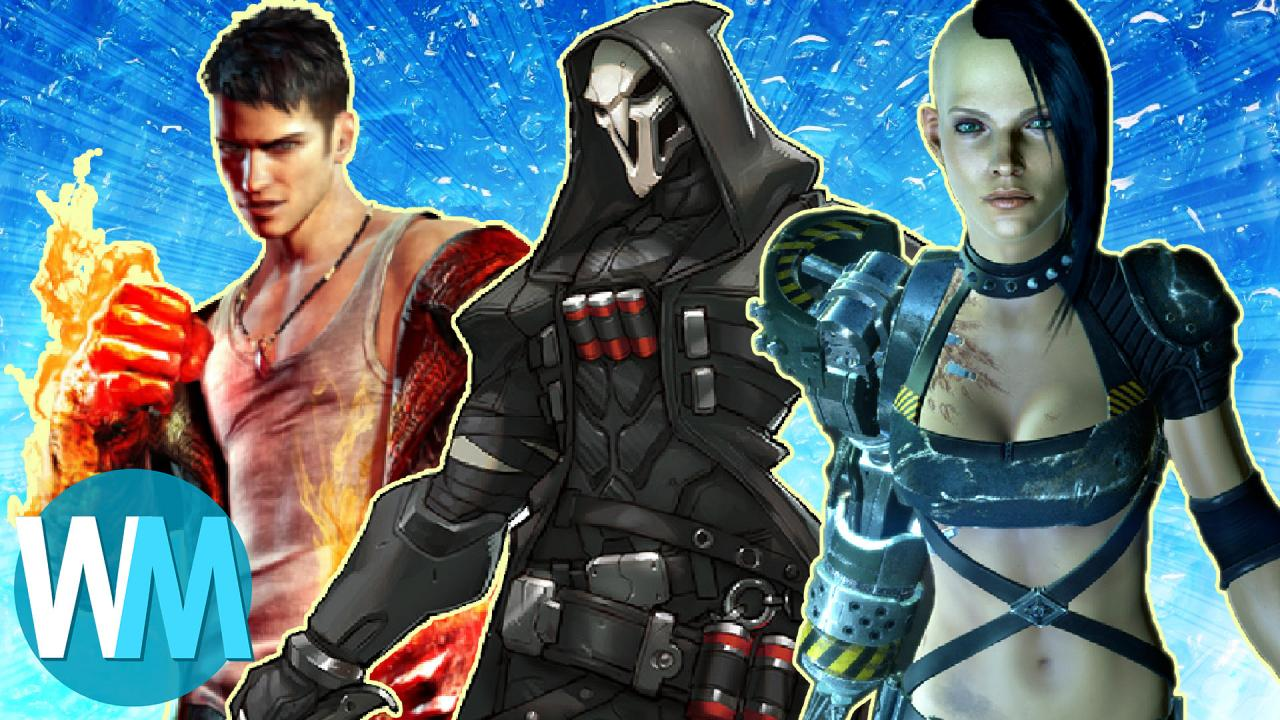 Top 10 Video Game Characters Trying Way Too Hard To Be ...
