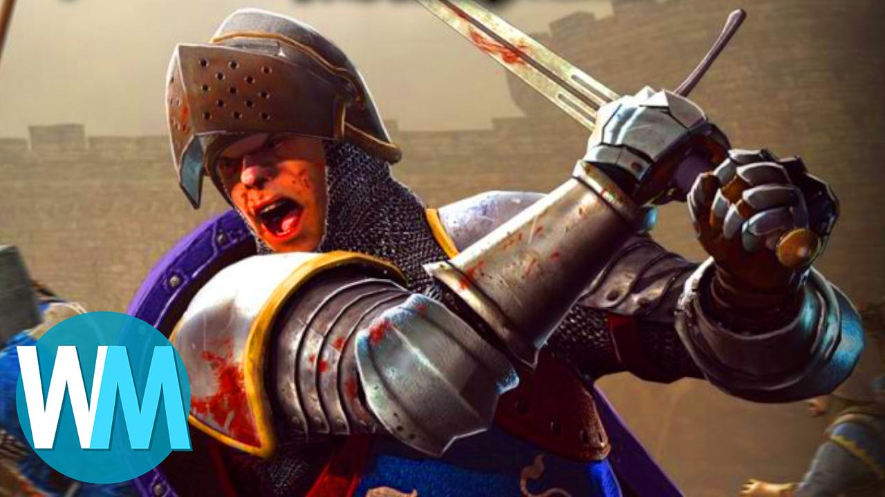 Top 10 Video Games with Amazing First Person Melee Combat