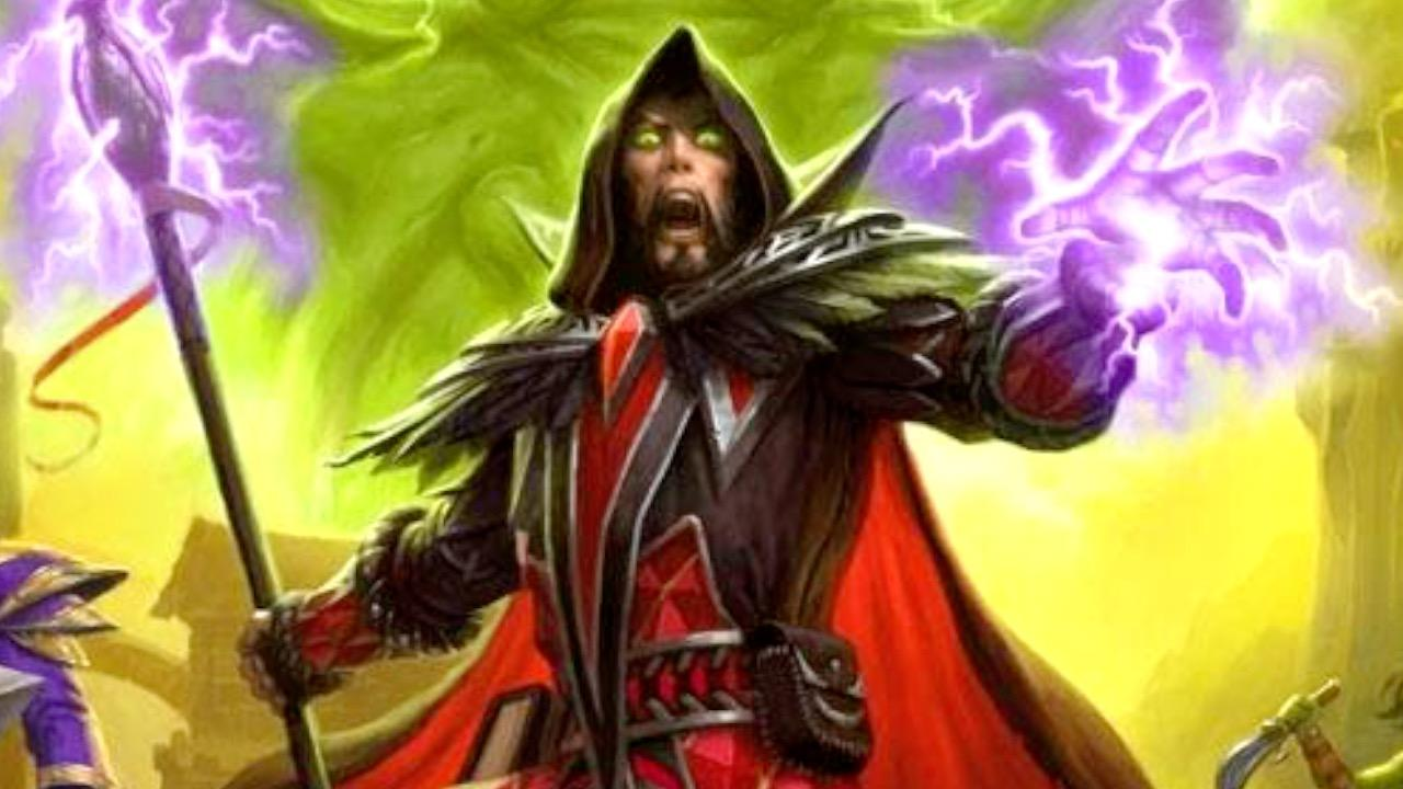 Top 10 Video Game Wizards
