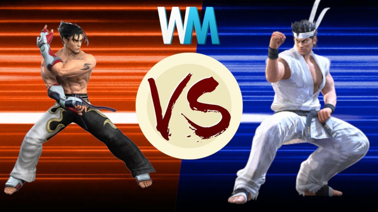 Virtua Fighter Vs. Tekken