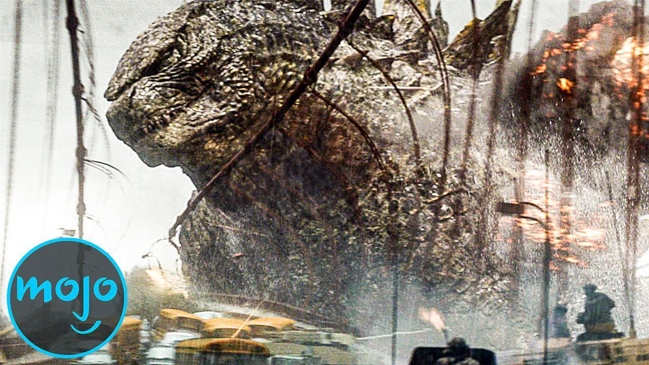 Top 10 Most Destructive Godzilla Rampages | WatchMojo.com