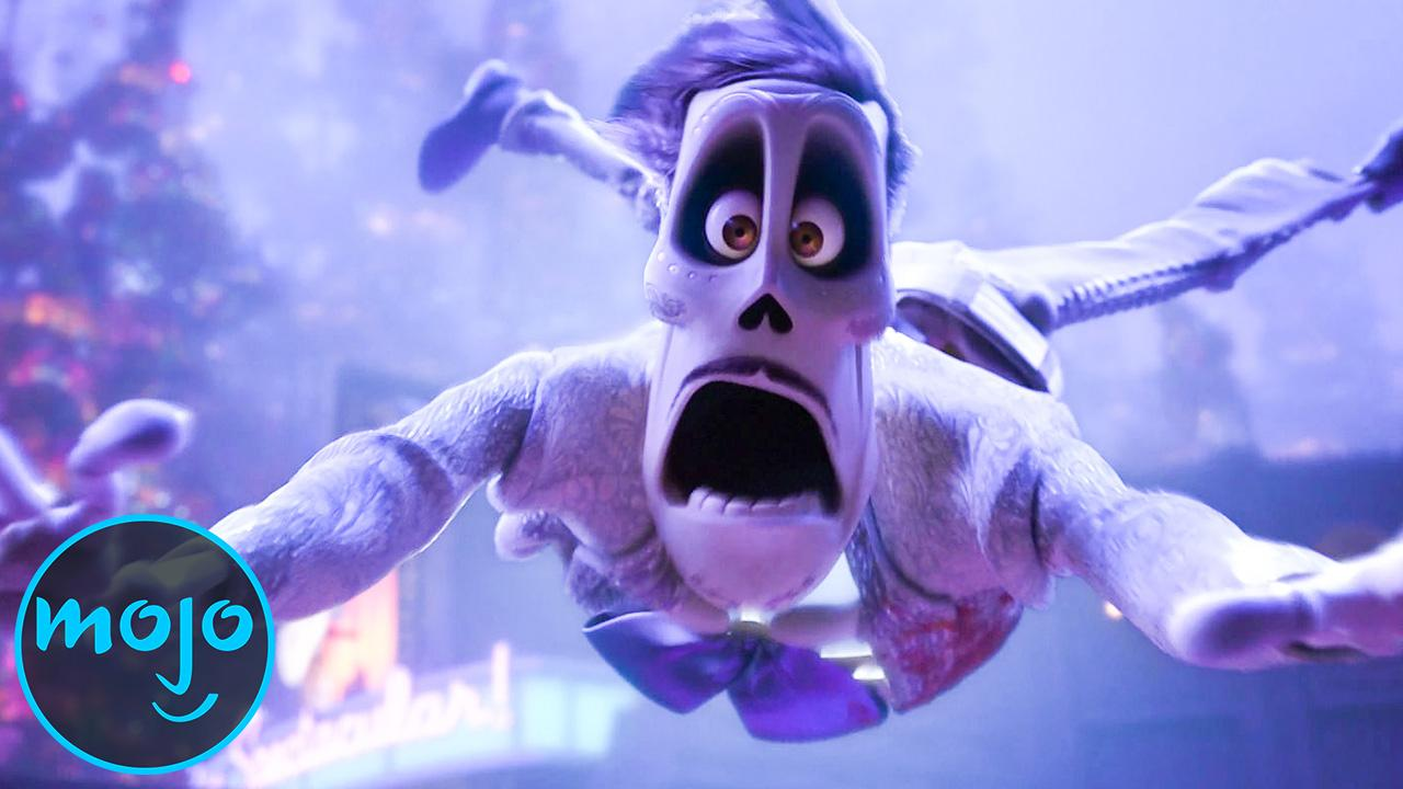 Top 10 Pixar Villains REDUX | WatchMojo com