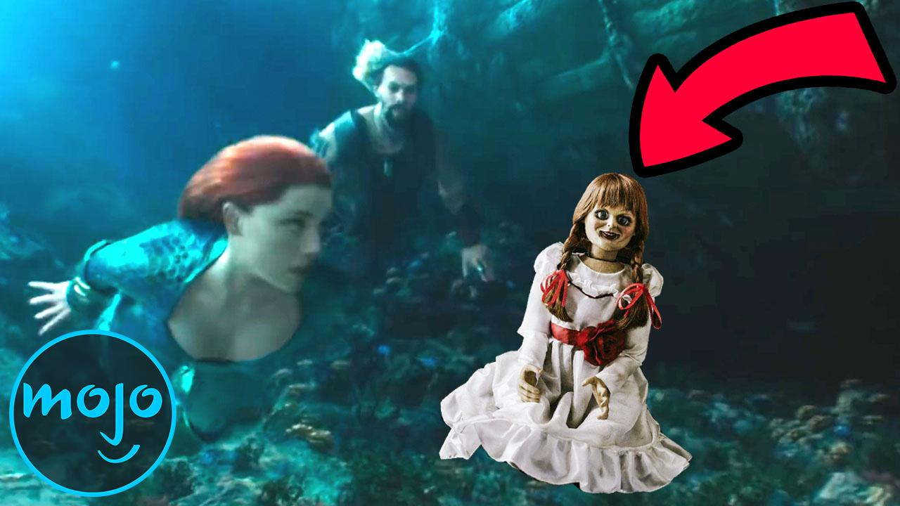 Top 10 Things You Missed in Aquaman (2018)   WatchMojo com