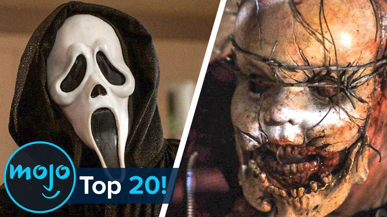 Top 20 Horror Movie Masks