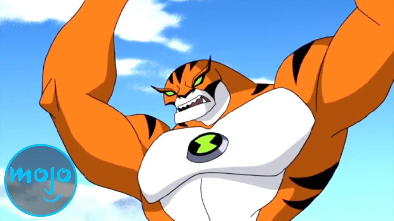 Another Top 10 Coolest Ben 10 Aliens | WatchMojo com