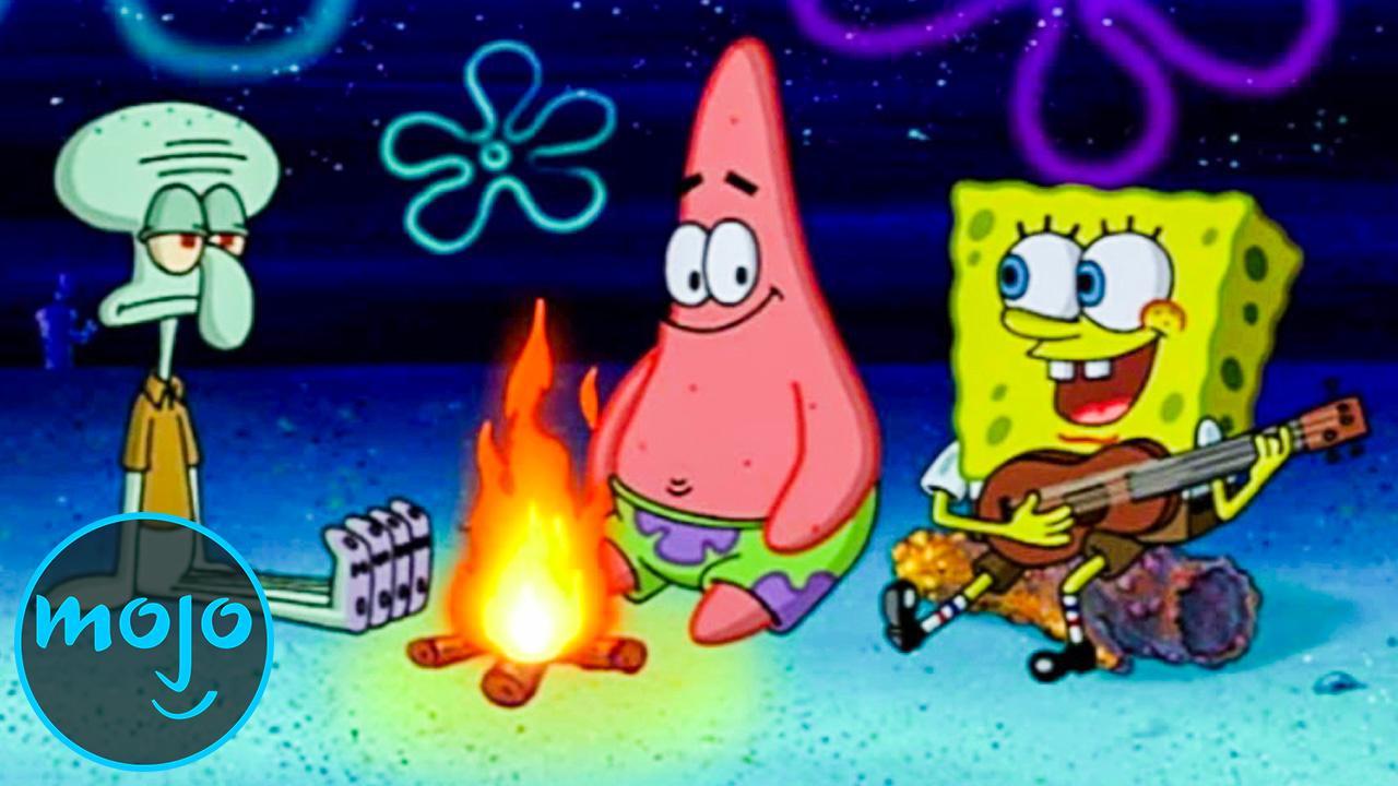 Top 10 Best SpongeBob SquarePants Songs | WatchMojo.com - photo #8
