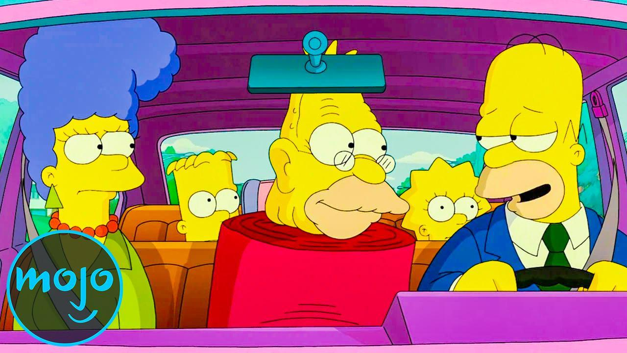 Top 10 Worst Things The Simpsons Have Done To Grampa Simpson Watchmojo Com