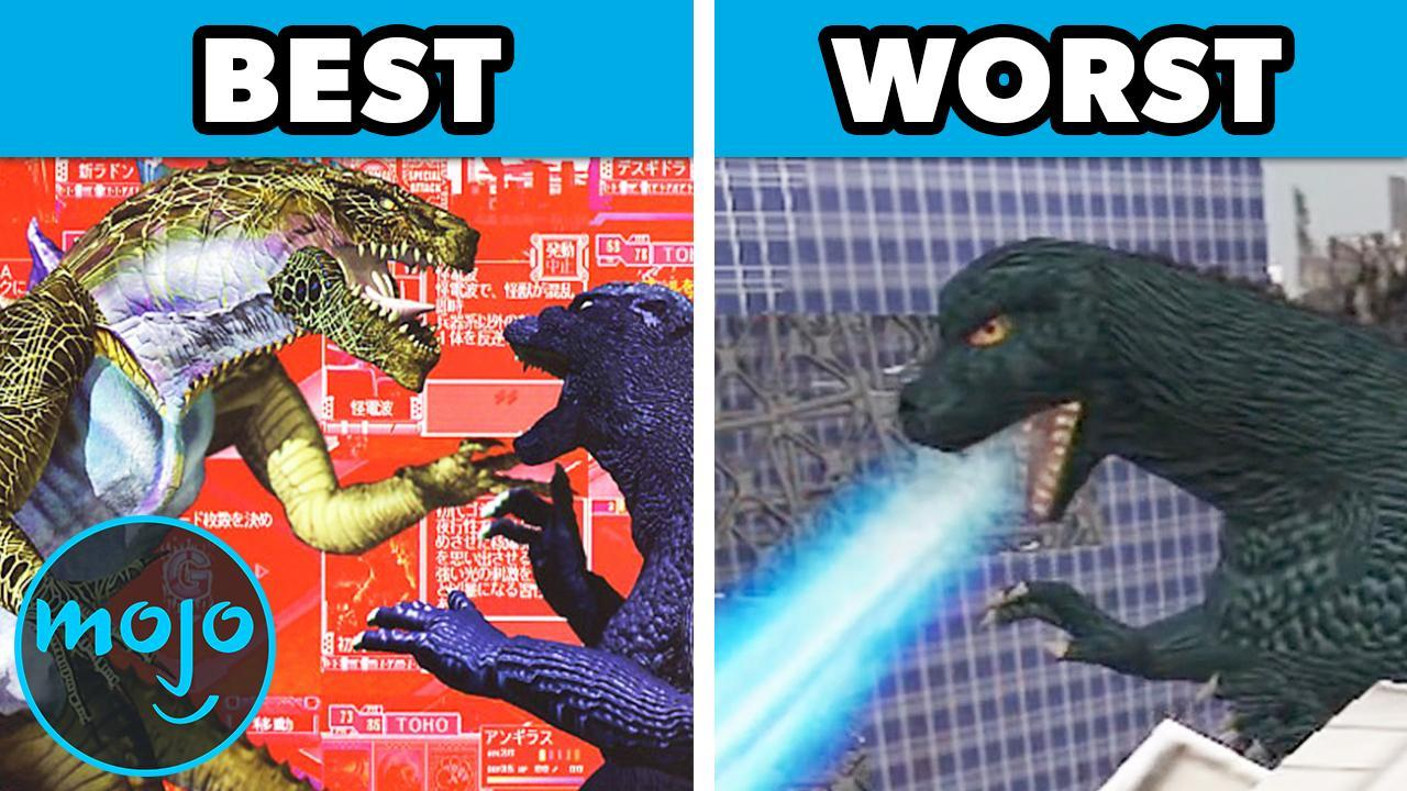 Top 10 Best and Worst Godzilla Games   WatchMojo.com