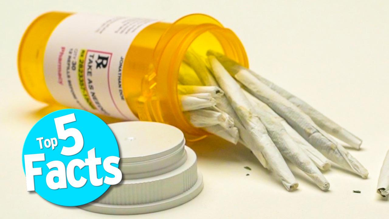 Top 5 Facts About Legalizing Drugs